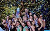 Екзашибаши Истанбул спечели Шампионската лига по волейбол