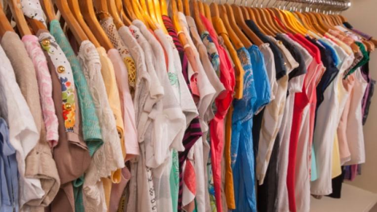 закачалка гардероб