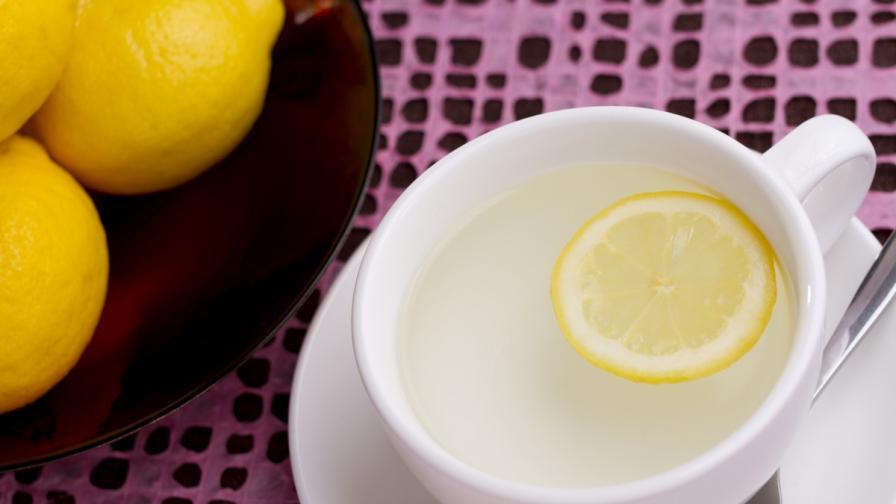 10 неочаквани ползи от пиенето на топла вода