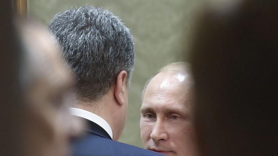 """""""Форбс"""": Порошенко предложил Донбас на Путин"""