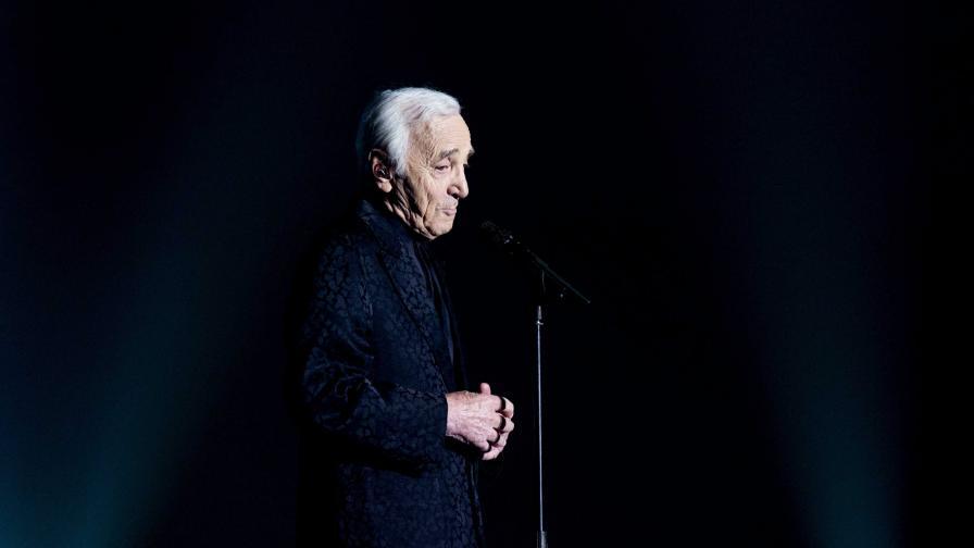 Шарл Азнавур
