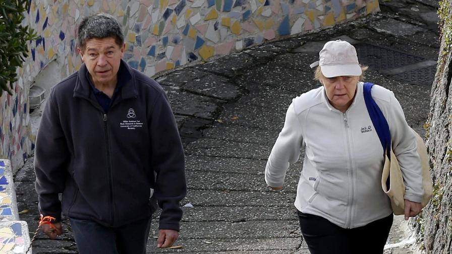 Меркел избра Италия за великденската си ваканция