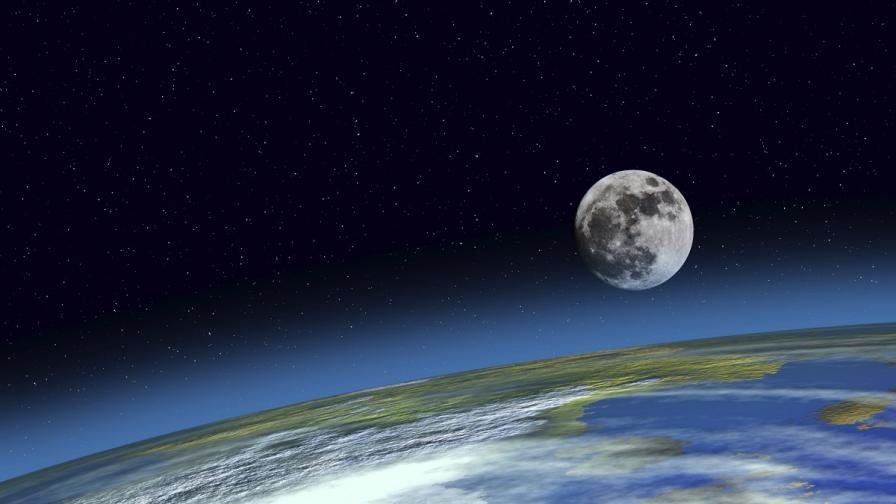 Канадски астроном: Земята има няколко луни