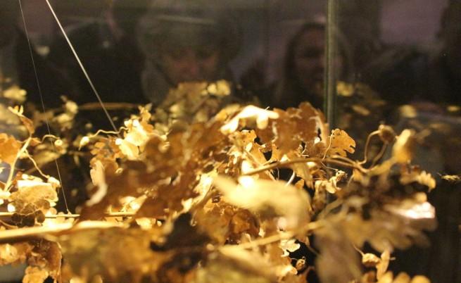 Откриват изложбата на тракийските съкровища в Лувъра