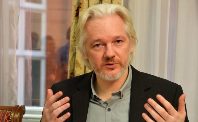 Швеция свали обвиненията срещу Джулиан Асандж