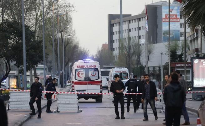 Нападение срещу прокюрдска партия в Турция, няма жертви