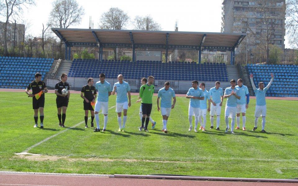 ФК Дунав Русе се включи в благородна инициатива