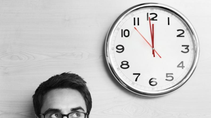 <p>ЕС пита гражданите: Искате ли лятното часово време?</p>