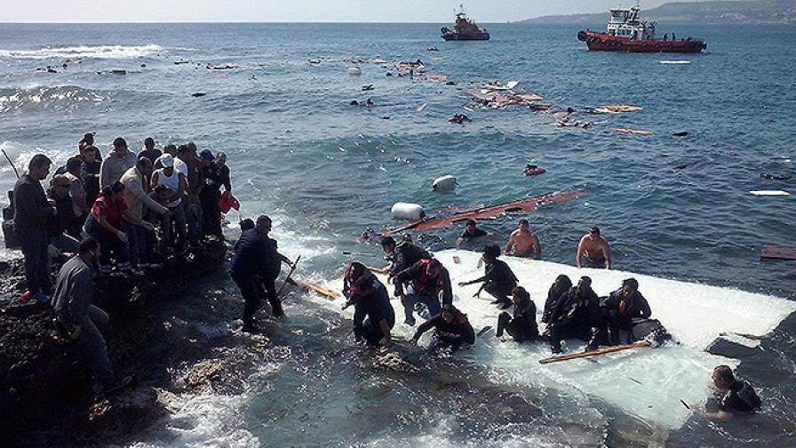 ЕК иска мигрантите да се разпределят на квотен принцип