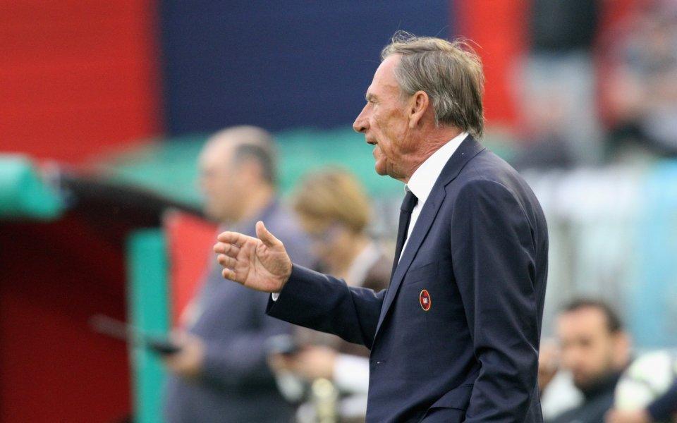 Бивш треньор на Рома захапа Лацио