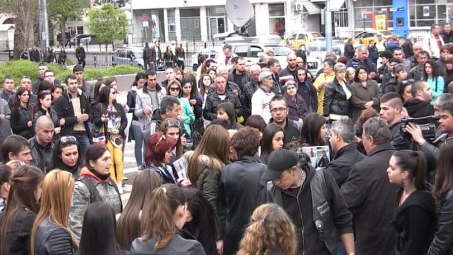 Протест за по-големи присъди за убити на пътя деца