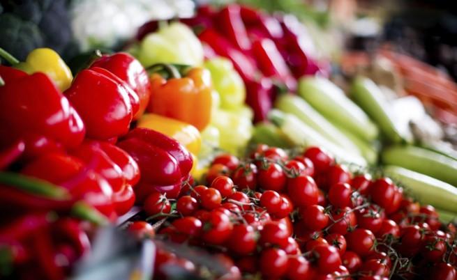 80% от зеленчуците на пазара били вносни