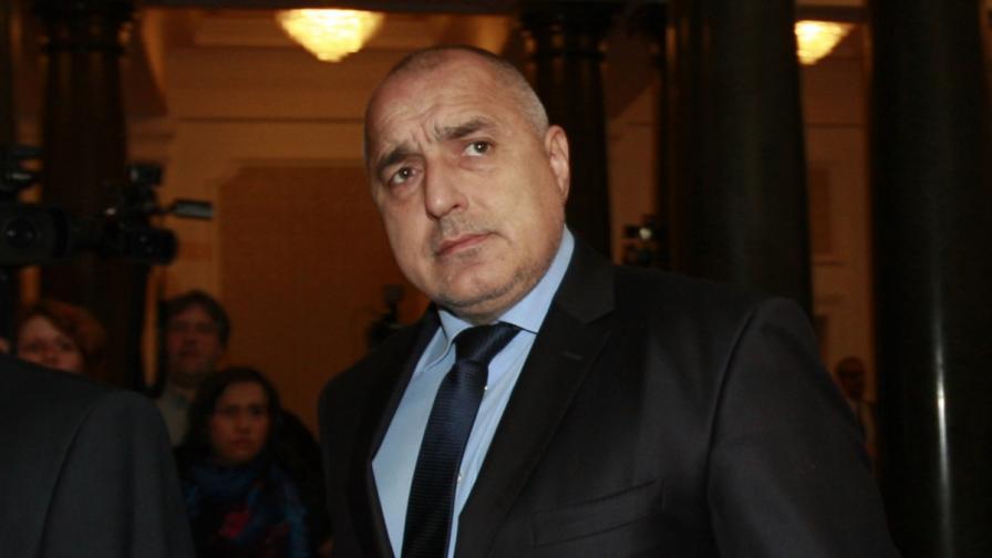 Борисов: Аз нямам хора в списъка на Цветан Василев
