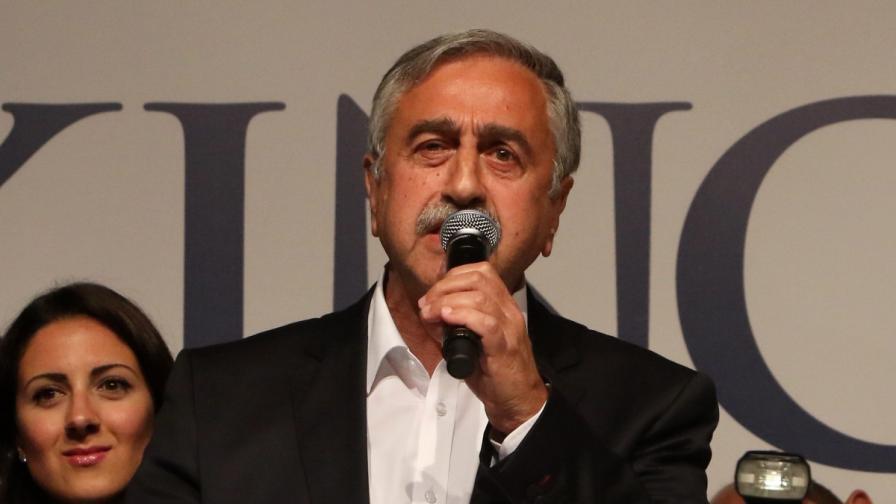 Нова надежда за обединение след изборите в Северен Кипър