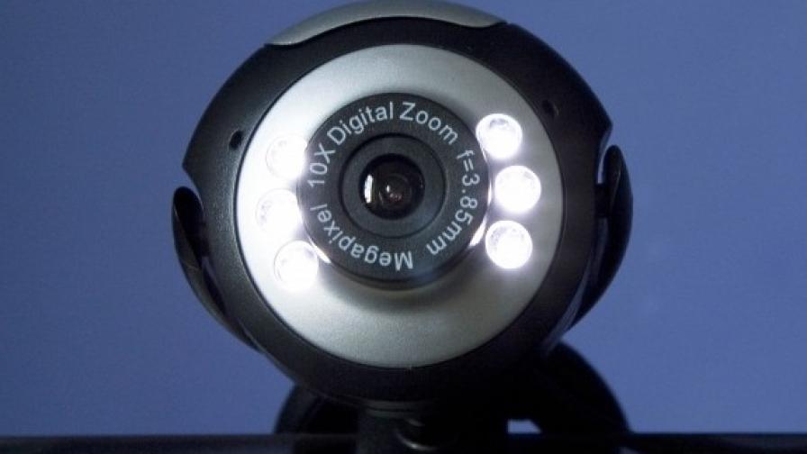 Мръсните тайни на хакнатите уеб камери