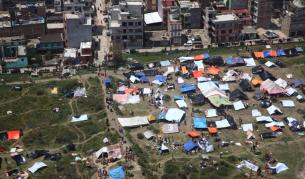 Помощта в Непал не стига
