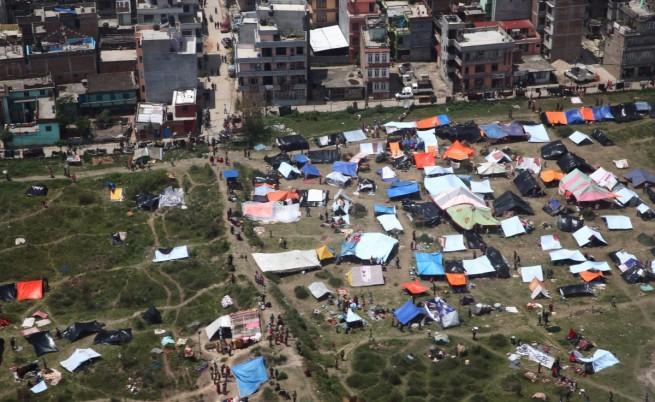 МВнР няма информация за пострадали в Непал българи
