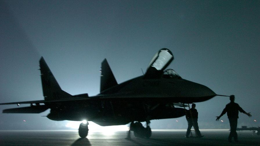 Българските МиГ-ове ще летят с руски двигатели