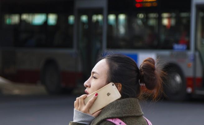 Продажбите на iPhone в Китай – повече от тези в САЩ
