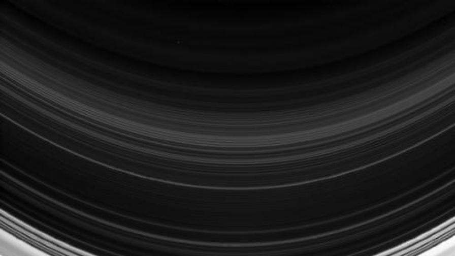 пръстен D Сатурн