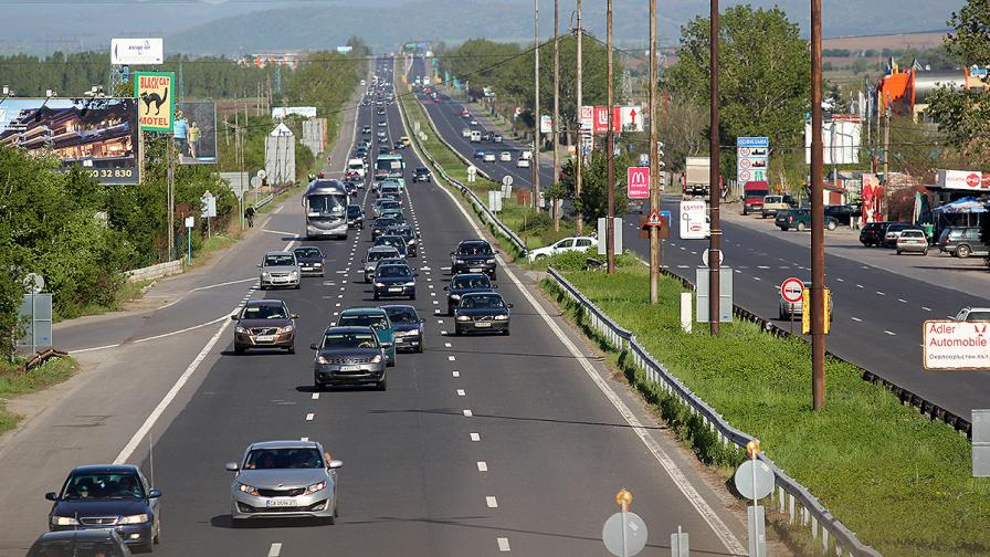 Натоварен трафик от завръщащи се столичани