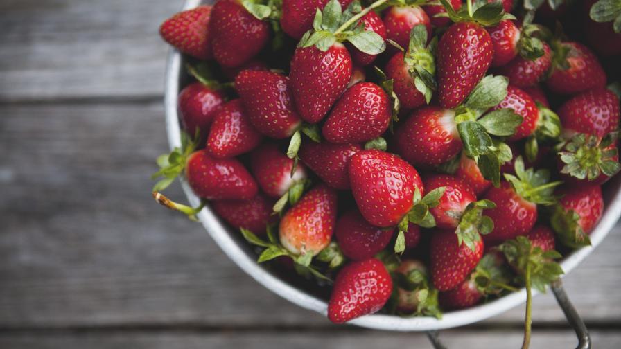 5 здравословни причини да похапваме ягоди