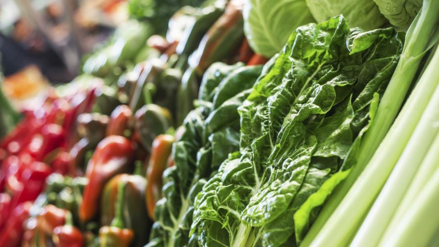 Има ли нитрати в пресните зеленчуци на пазара
