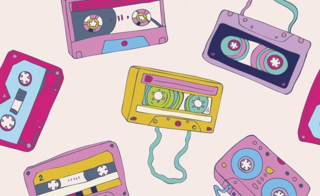 Помните ли касетките?