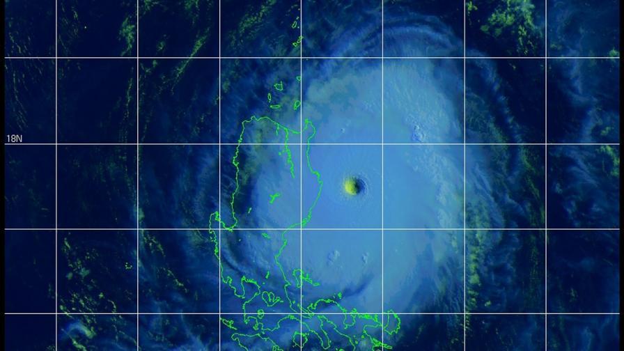 Филипините се готвят за тайфуна Ноул
