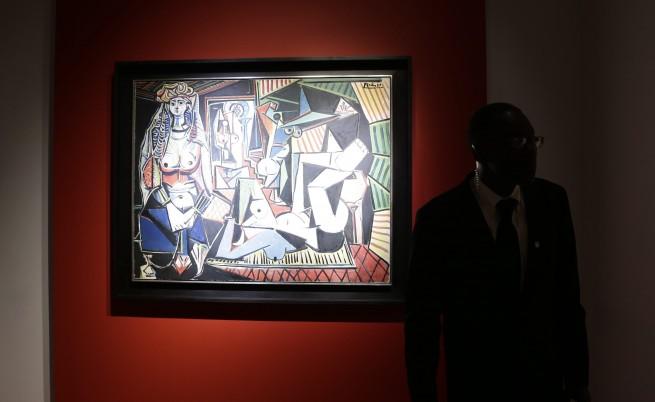 Картина на Пикасо счупи рекорда за цена