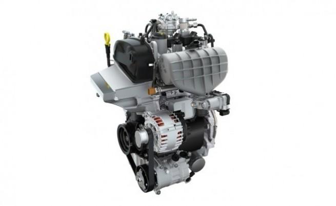 """Еднолитров двигател с 272 к.с. от """"Фолксваген"""""""