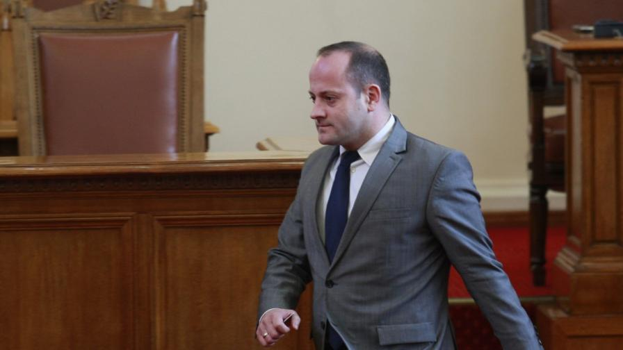 Радан Кънев: Случващото се в Орландовци е организирано