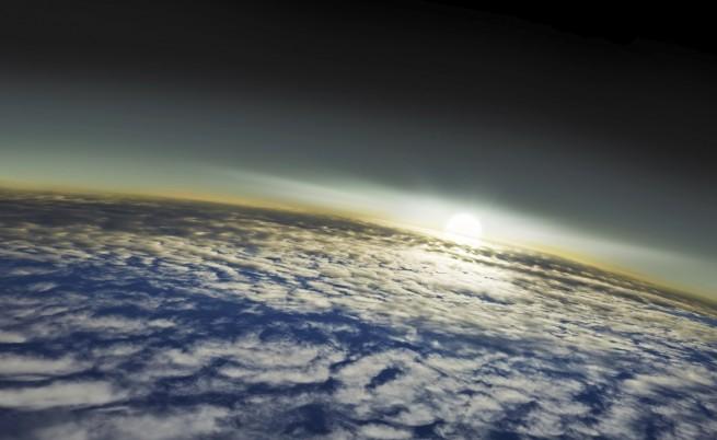 Вълшебни кадри от космическата разходка на двама космонавти