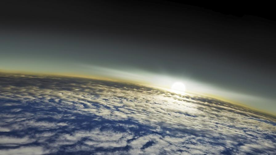 Местата с най-много вода в Слънчевата система