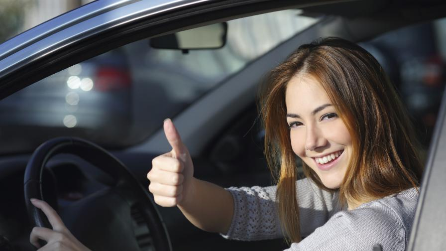 Проучване: Жените са по-добри шофьори