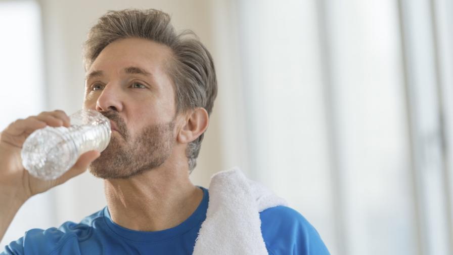 Със спорт възрастните мъже могат да удължат живота си с 5 години