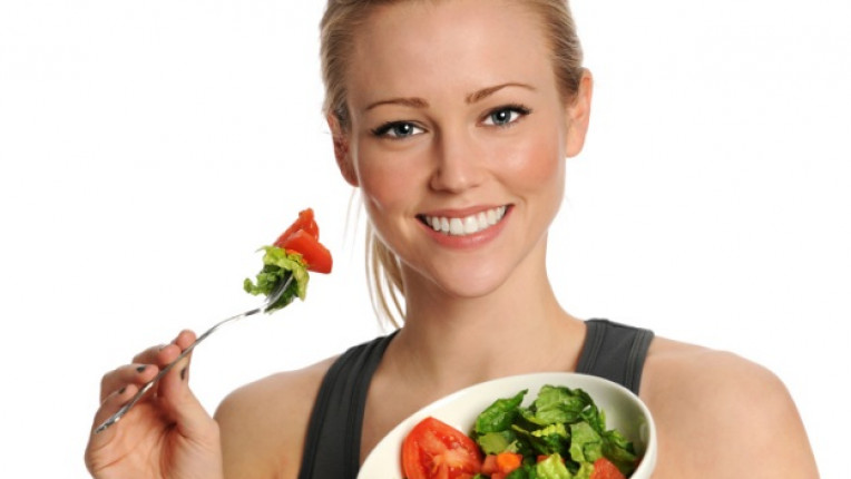 диета храна хранителен режим салата хранене