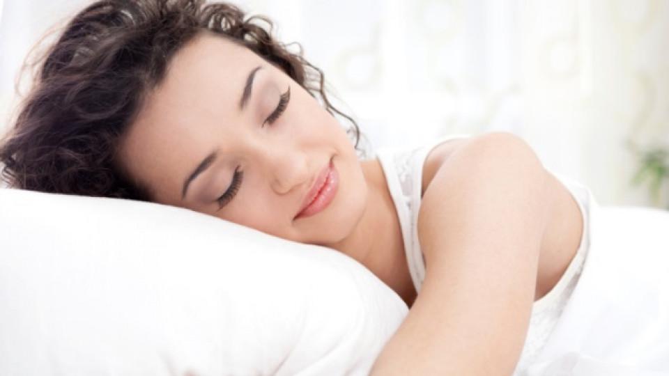 С какво да се храним за по-добър сън?