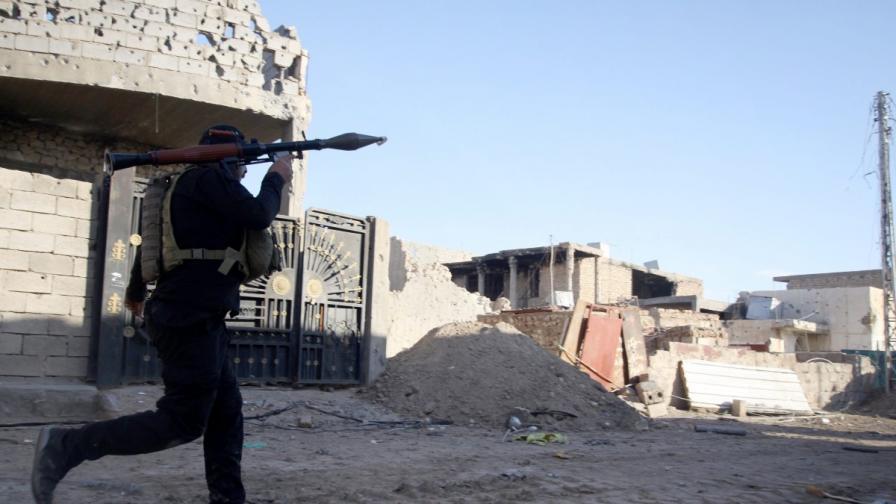 """""""Ислямска държава"""" с най-голямата си победа в Ирак – завзе Рамади"""