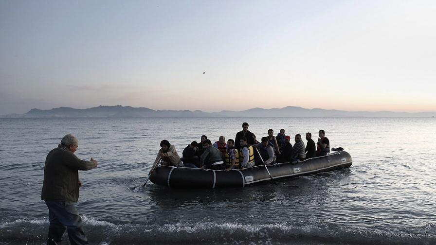 За 2 години: 10 000 мигранти удавени в Средизамно море