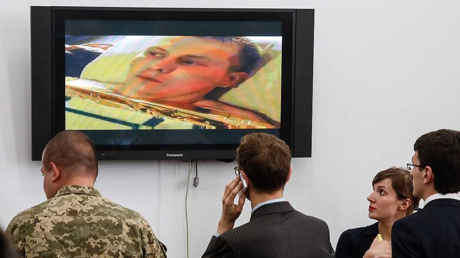 Москва призна за задържаните руснаци в Украйна