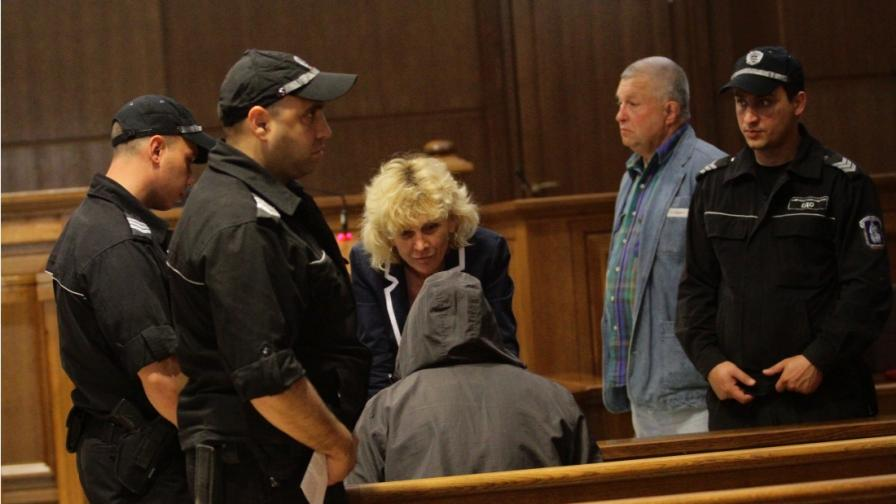Съдът остави за постоянно Герман Костин в ареста