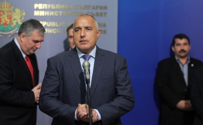 Борисов поиска разбирателство в НС за реформите