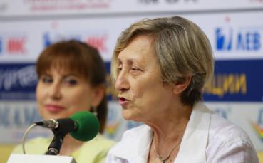 Нешка Робева: Зарадвахме се на решението на федерацията