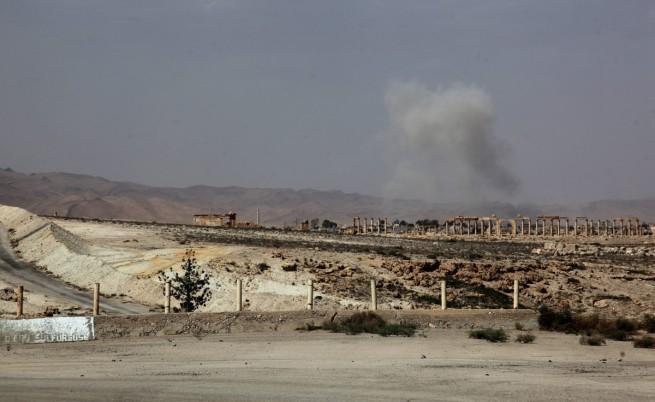 Сирия вече не контролира границата си с Ирак
