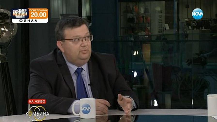 Цацаров: Никой не разбира от съдебна реформа (интервю)