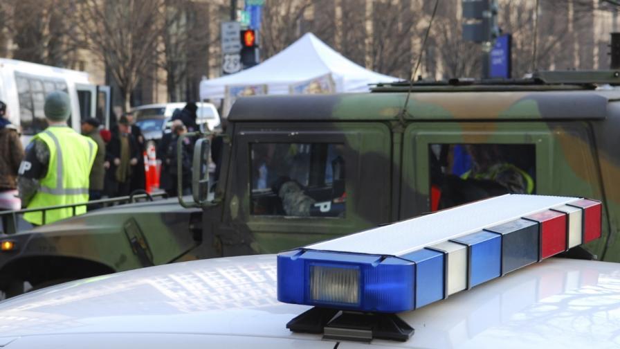 САЩ: Сапьори взривиха тенджера под налягане близо до Капитолия
