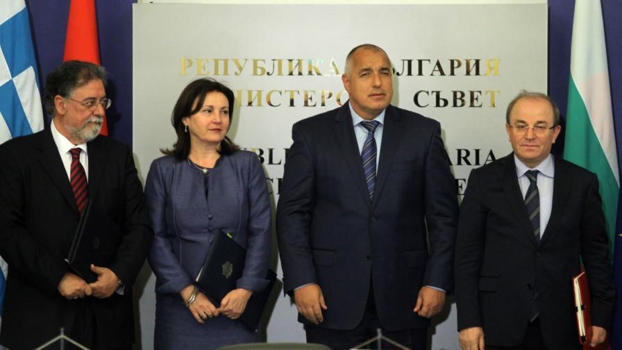 България, Турция и Гърция ще контролират границата заедно