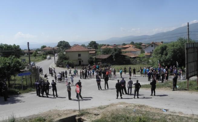 Политически ли е конфликтът в Гърмен?