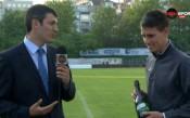 ВИДЕО: Бирсент Карагерен: Стана хубав мач без напрежение